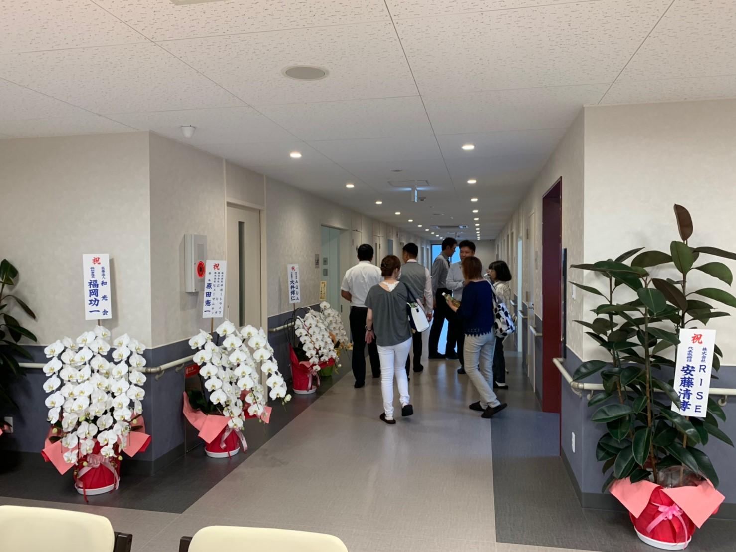 8/30 エルステージ豊田 内覧会初日