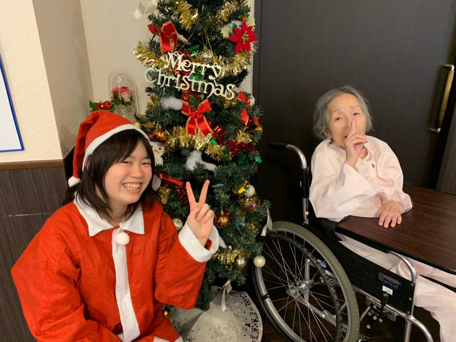 クリスマス会🎄🎅🏻エルステージ植田🎄