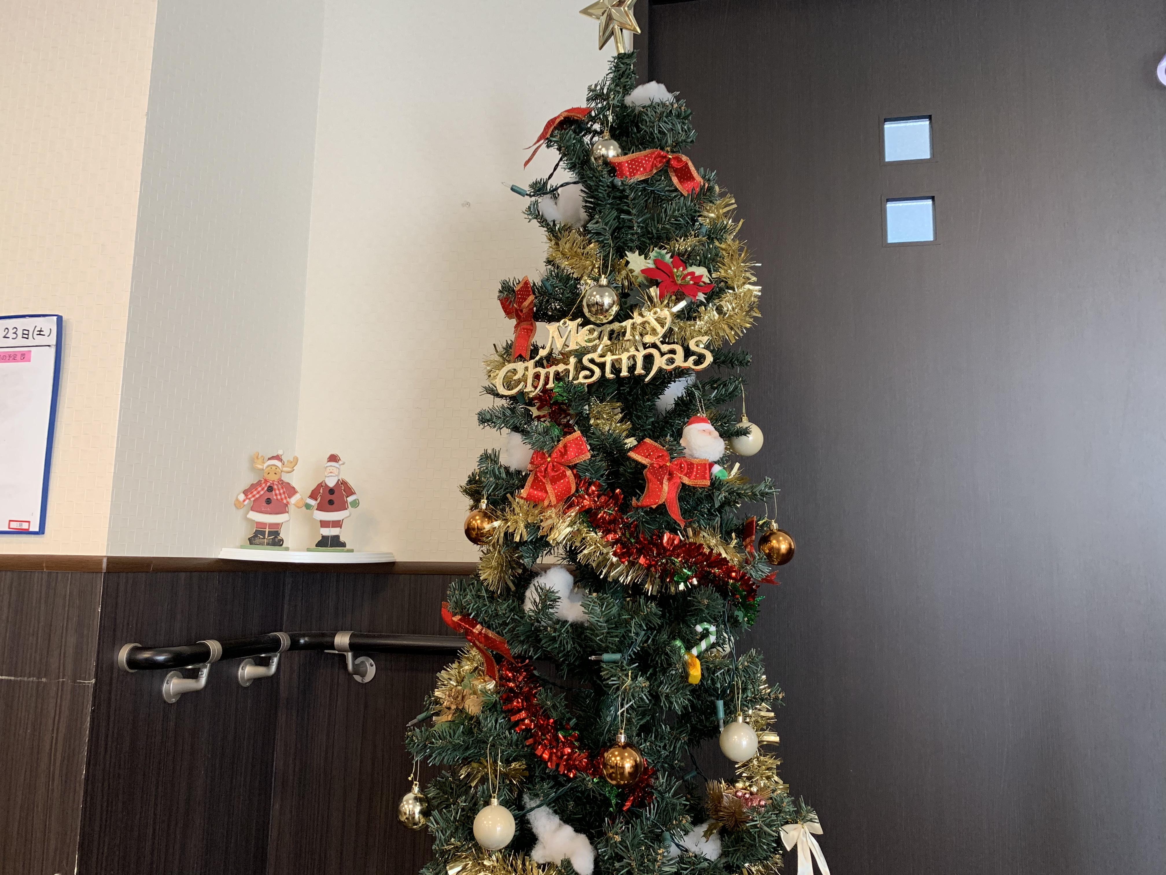 12月🎄エルステージ植田🎄